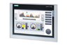 "Simatic HMI TP1200, touch panel, 12"" WS-TFT-display, Profinet, MPI/Profibus DP interface, 12MB, Windows CE 6.0, Comfort V11, Siemens"