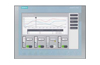 "Simatic HMI, KTP1200 Basic, basic panel, key ˄ touch, 12"" TFT display, 65536 colors, Profibus interface, config. WINCC SIC V13/ Step7 Basic V13, open source SW, 24VDC, IP65, Siemens"